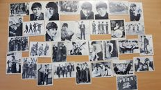 Beatles - collection of 34 original USA Beatles first serie cards from the sixties.