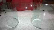 Rimadesio - Glass table