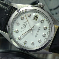Rolex Oyster Perpetual DateJust Automatic Steel Mens Watch Ref 1625
