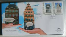 The Netherlands 2012/2013 - Two complete years of FDCs - NVPH E643/E686