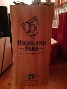 Highland Park 25 years old