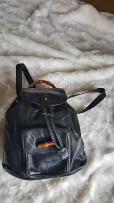 Gucci - Bamboo backpack
