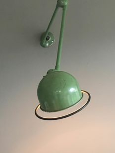Jean-Louis Domecq for Jielde 2-arm wall and desk lamp.