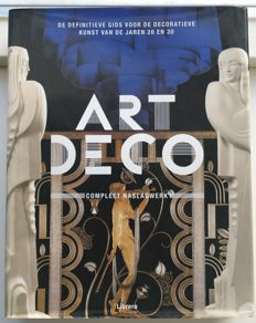Literature; Alastair Duncan - Art Deco Complete reference book