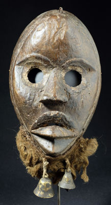 Racing mask - DAN - Ivory Coast
