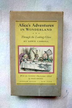 Lewis Carroll - Alice's Adventures in Wonderland & Through the Looking-Glass - 1946
