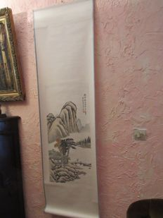 Antique signed – China – End of the 20th century