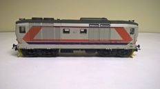 Lima H0 - 208152 - Electric diesel locomotive Series D 445 of the FS - original edition from twenty years or more ago