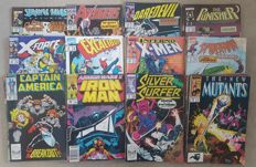 Marvel Comics - Collection of x91 SC - Including X-men, Spider-man, Captain America, Iron Man, Daredevil + More!!!