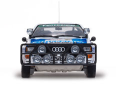 Sun Star - Scale 1/18 - Audi Quattro A2 #12 Safari Rally 1984