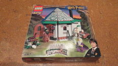 Harry Potter - 4707 - Hagrid's Hut with box and booklet