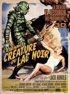 Creature from the black lagoon (Jack Arnold) - 2012