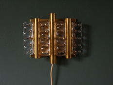 Unknown designer - vintage wall light