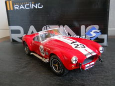 Solido Racing Collection - Scale 1/18 - Shelby Cobra 427 #23 1965