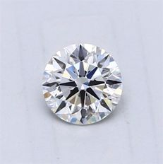 0.40 ct D/VVS1 Brilliant Cut