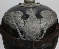 Pickelhaube Model 1915 for Troop of the Prussian Guard