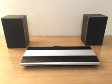 Bang & Olufsen BeoMaster 2000 and speakers by Bang & Olufsen BeoVox MCX 35