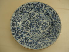 Porcelain plate - China - 18th century