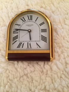 Cartier - Table clock / alarm - 15176 - Unisex - 1980-1989