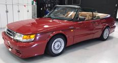Saab - 900 Turbo 16 Cabrio Airflow - 1987