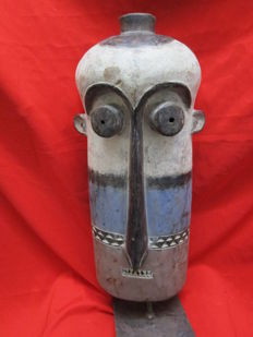Phumbu a mfunu mask - PENDE - D.R Congo - Second half of the 20th century