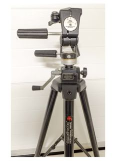 Manfrotto ART 075 tripod with 029 3D head