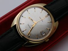 Omega Genève 18 kt (750‰) yellow gold - men's - year 1970 - no reserve price