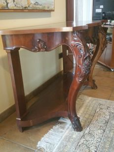 Big solid dressing table