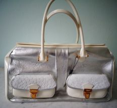 Chopard - leather handbag.
