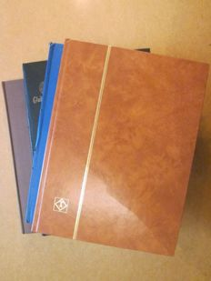 World (including Poland complete 1970/1976) – Collection 5 stock books.