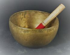 Singing bowl - Nepal - late 20th century