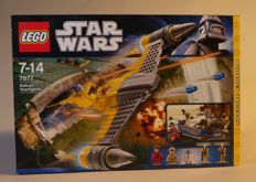 Star Wars - 7877 - Naboo Starfighter
