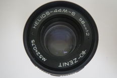 """Russian lens """"Helios-44М-6"""". The most popular and favorite lens for digital cameras !!!"""