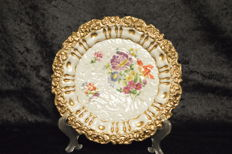 Meissen - decorative plate