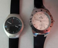 Set van 2 horloges - Dunlop / BMW  - Polshorloges