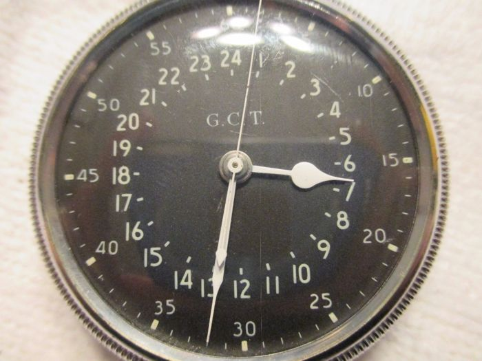 Hamilton - WW2 4992B AN-5740 pocket watch NO RESERVE PRICE - 4992B AN-5740 - Heren - 1901-1949