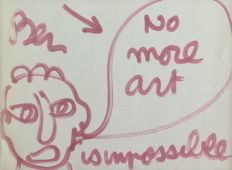 Ben (Vautier) - No more art is impossible