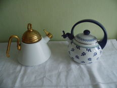 Villeroy & Boch/Prinz, Two whistling kettles