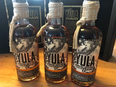 3 bottles - Douglas Laing's Yula Complete Trilogy (Chapter One, Two and Three)