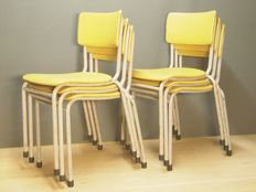 Ahrend de Cirkel - 6 stacking chairs