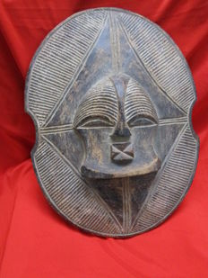 Shield - SONGYE or SONGUE - D.R Congo - 2nd half of the 20th century