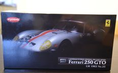 Kyosho High End - Scale 1/18 - Ferrari 250 GTO Le Mans 1963 #25