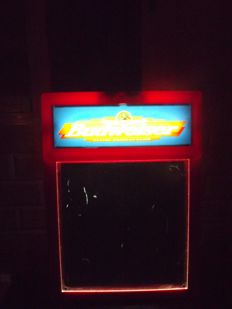 Budweiser Light board Panel