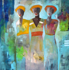 Miroslaw Hajnos - Three Graces