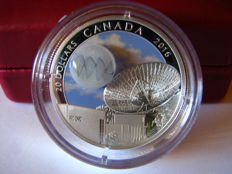 Canada - 20 Dollars 2016 'The Universe' - 1 oz silver