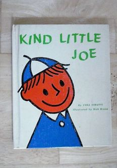 Dick Bruna & Vera Cerutti - Kind Little Joe - 1959