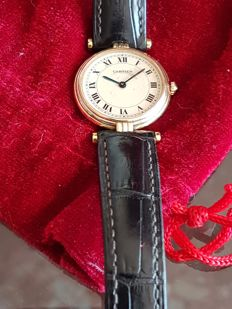 Cartier - Vendome paris  Trinity  - 881004-10562 - Dames - 1988