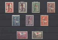 Belgium 1929 - Orval with overprint L and Crown - OPB 272A/K