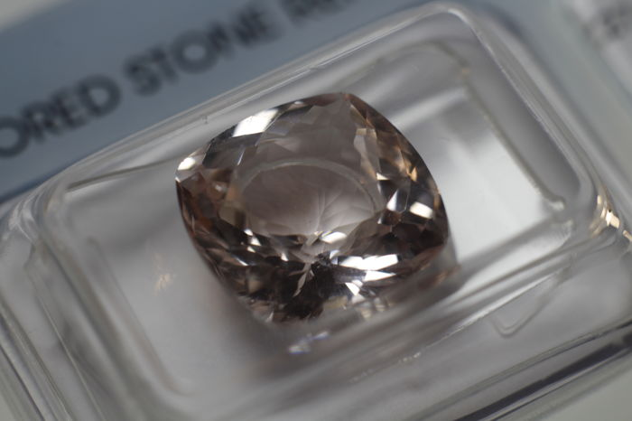 Morganite - 4.66 ct