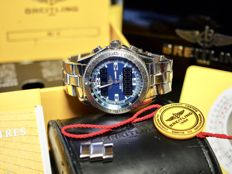 Breitling B-1  Chronograph - ref. A78362 - SuperQuartz men's watch - full set with box and papers